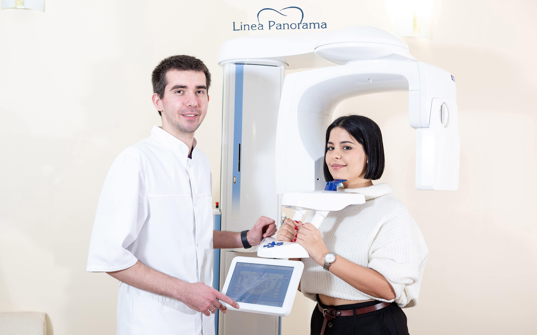 Диагностика челюстно-лицевой области